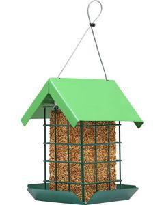 ELAINE EBW009 SEED TOWER BIRD FEEDER WITH SEED BLOCK