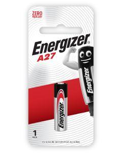 ENERGIZER A27BP1 ALKALINE 12V BATTERY