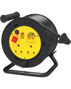 DIGITECH LE25MSER1 EXTENSION REEL 16A 25M