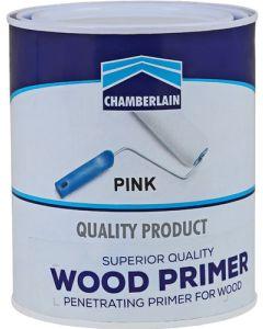 CHAMBERLAIN PINK WOOD PRIMER 1L