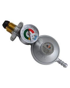 ALVA G0251-2 BULLNOSE REGULATOR & PRESSURE LEVEL GAUGE