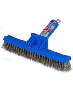 AQUA CURE 570-1079 STAINLESS STEEL POOL BRUSH