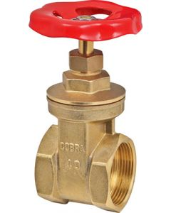 COBRA 1002/125-40 GATE VALVE 40MM FXF