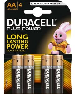 DURACELL DUR003 AA BATTERY PACK OF 4