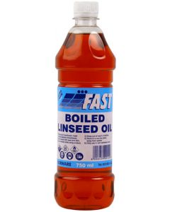 FAST BOILED LINSEED OIL 750ML