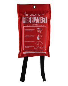 Intra Safety FIR006 Fire Blanket 1m x 1m