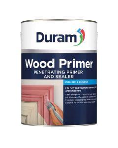DURAM PINK WOOD PRIMER 5L