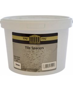 TFC FLOOR TILE SPACERS 3MM 2000/PACK