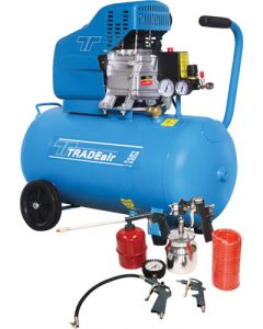 TRADEAIR MCFRC109 COMPRESSOR DIRECT DRIVE 50L
