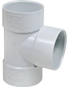 MARLEY PIPES  WTE50 87.5° E-SPEC PLAIN SINGLE JUNCTION SOLVENT WELD 50MM