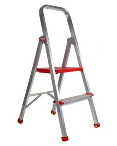 CASTER&LADDER SPL2 2-STEP A FRAME LADDER