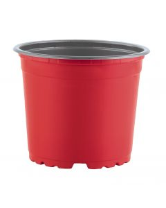 BALLSTRAATHOF VCG1402 THERMOFORM PLANT POT 14CM RED