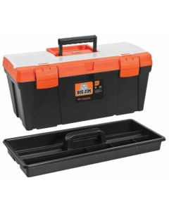 BIG JIM 30-4397 DELUX TOOL BOX BLACK 48CM