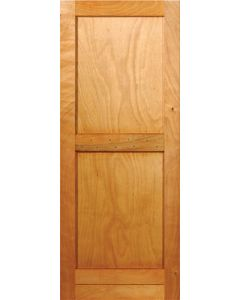 FRAME & LEDGE PLYBACK HARDBOARD DOOR 813x2032