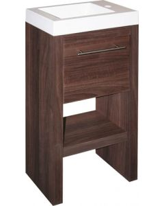 DENVER 811-16010 PHILLY AMERICAN WALNUT CABINET & BASIN 450MM