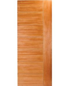 VERTICAL SLATTED CONTEMPORARY FIRE 813 DOOR