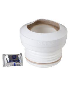 Marley MKS2 Quick Fit PVC Pan Collar