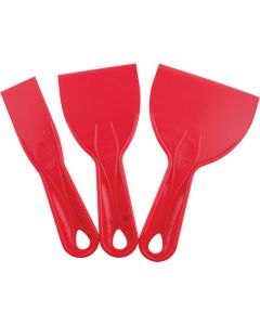TORKCRAFT BR009 3 PIECE PUTTY KNIFE SET