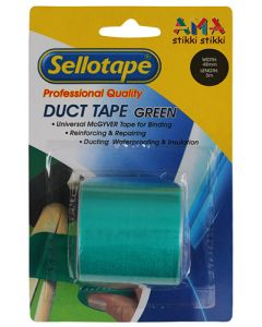 DUCT TAPE WATERPROOF 48MMX5M GREEN
