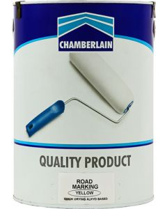 CHAMBERLAIN ROAD MARKING PAINT WHITE 5L