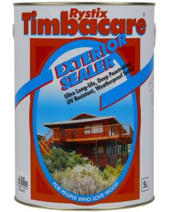 RYSTIX TIMBACARE EXTERIOR SEALER SOLVENT BASE