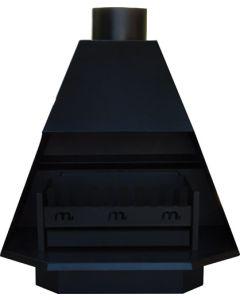 Megamaster FSF0027 800 Segura Freestanding Fireplace