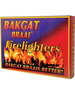 BAKGAT BRAAI FIRELIGHTERS