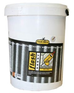 WATERPRFNG ONE SHOT GREY 25L ACRYLIC USE-WITH-MEMBRANE