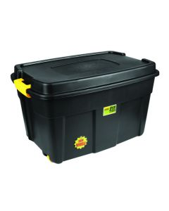 ADDIS 99310BK ROUGH TOTE STORAGE BOX 110L