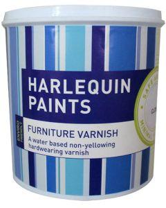 HARLEQUINS VARNISH FURNITURE SUEDE 1L
