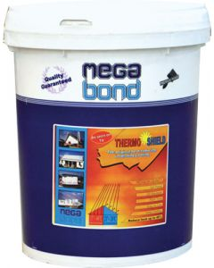 MEGABOND THERMOSHIELD WHITE 20L