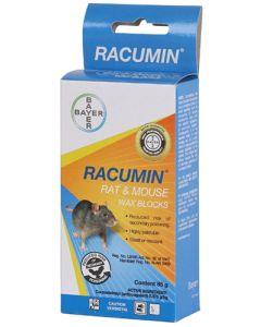 BAYER RACUMIN WAX BLOCKS 85G