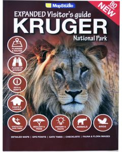 EXPANDED VISITOR'S GUIDE KRUGER NATIONAL PARK 1ST EDITION