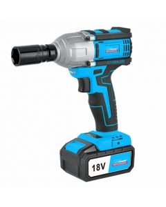 TRADE PROFESSIONAL MCOP1801 CORDLESS IMPACT WRENCH WITH 18V 4.0AH BATTERY