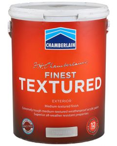 CHAMBER ACRYLIC FINEST TEXTURED STONEWARE 5L