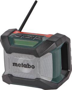 METABO R12-18 CORDLESS WORKSITE RADIO