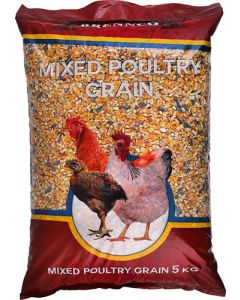 BRENNCO MIXED POULTRY GRAIN 5KG