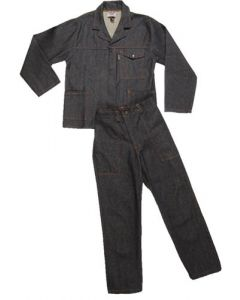 GRANGE DENIM CONTI SUIT