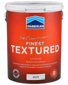 CHAMBER ACRYLIC FINEST TEXTURED GREY ROCK 5L