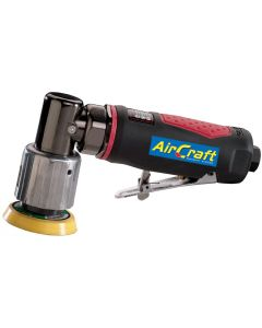 AIRCRAFT AT0020 AIR ANGLE SANDER WITH VELCRO PAD 50MM