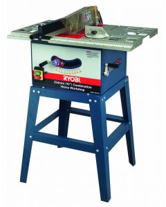 RYOBI HBT-255L TABLE SAW WITH LEGS 1500W