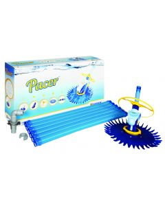 ZODIAC W70700 PACER POOL CLEANER COMBI AQUA BLUE