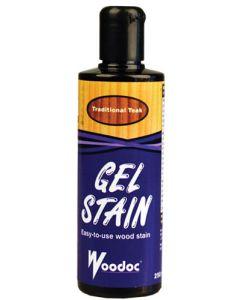 WOODOC GEL STAIN 250ML