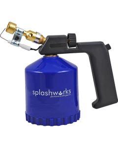 SPLASHWORKS BT2 GAS BLOW TORCH WITH IGNITION