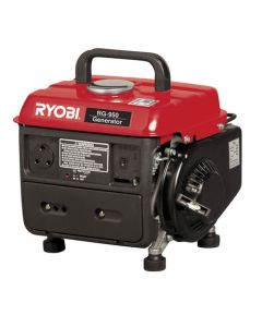 RYOBI RG-950 2 STROKE GENERATOR 950W