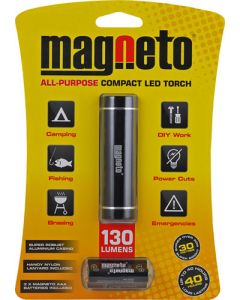 MAGNETO DBK225 ALL PURPOSE COMPACT LED TORCH