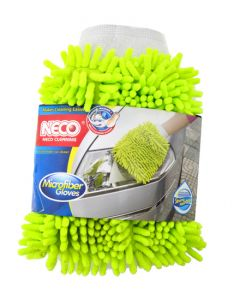 NECO MICROFIBRE CLEANING GLOVES