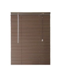 VENETIAN BLIND BRONZE 470X900X25MM