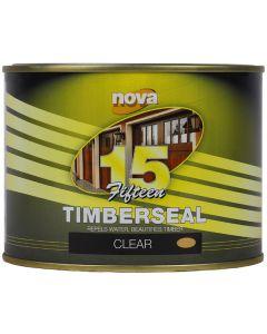 NOVA 15 TIMBERSEAL CLEAR 1L