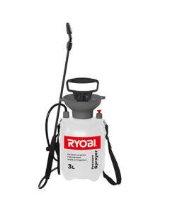 RYOBI GS-300 3L PRESSURE SPRAYER